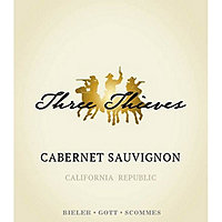 Three Thieves 2017 Cabernet Sauvignon, California