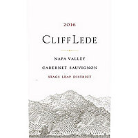 Cliff Lede 2016 Cabernet Sauvignon, Stags Leap District, Napa Valley