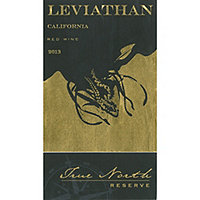 Leviathan 2013 Reserve Red Blend, True North, California