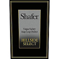 Shafer 2014 Cabernet Sauvignon, Hillside Select, Stags Leap District