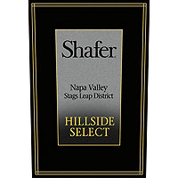 Shafer 2015 Cabernet Sauvignon, Hillside Select, Stags Leap District