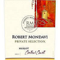 Robert Mondavi 2014 Merlot Private Selection