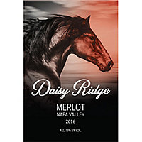 Daisy Ridge 2016 Merlot, Napa Valley
