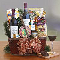Napa Delights Gift Basket