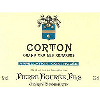 Pierre Bouree 2010 Corton Renards, Grand Cru