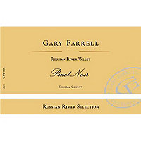 Gary Farrell 2016 Pinot Noir, Russian River Valley Selection