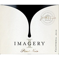 Imagery 2016 Pinot Noir, California