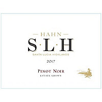 Hahn 2017 Pinot Noir Estate, Santa Lucia Highlands, Monterey