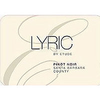 Lyric By Etude 2014 Pinot Noir, Santa Barbara