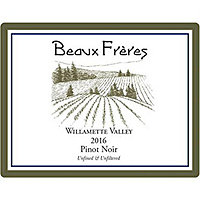 Beaux Freres 2016 Pinot Noir, Willamette Valley