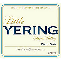 Yering Station 2016 Pinot Noir, Little Yering, Yarra Valley