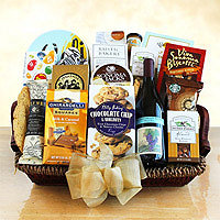 California's Best Celebration Gift Basket