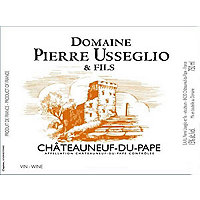Chateauneuf Du Pape 2016 Tradition Pierre Usseglio & Fils