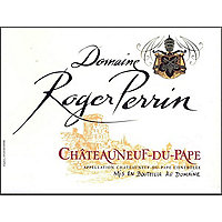 Roger Perrin 2016 Chateauneuf du Pape