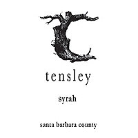 Tensley 2019 Syrah, Santa Barbara
