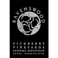 Ravenswood 2013 Pickberry Red, Sonoma Mtn.