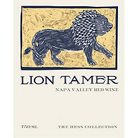 Hess Collection 2015 Lion Tamer Red, Napa Valley