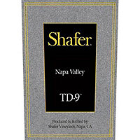 Shafer 2016 TD-9 Red Blend, Napa Valley