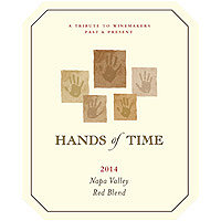 Stag's Leap Wine Cellars 2014 Hands of Time Red, Napa Valley