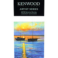 Kenwood 2012 Artist Series Red Blend, Sonoma County