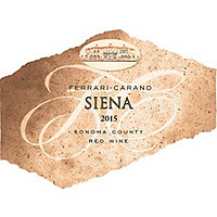 Ferrari-Carano 2015 Siena, Red Blend, Sonoma County