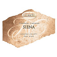 Ferrari-Carano 2016 Siena, Red Blend, Sonoma County