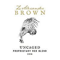 Z. Alexander Brown 2016 Uncaged, Proprietary Red, North Coast