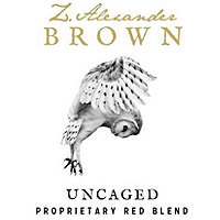 Z. Alexander Brown 2017 Uncaged, Proprietary Red, North Coast
