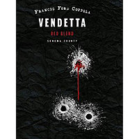 Vendetta 2014 Red Blend, Francis Ford Coppola