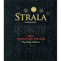 Strala 2014 Proprietary Red, Napa Valley