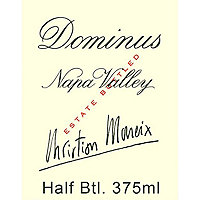 Dominus Estate 2016 Napa Valley Hlf Btl, 375 ml