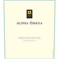 Alpha Omega 2013 Proprietary Red, Napa Valley