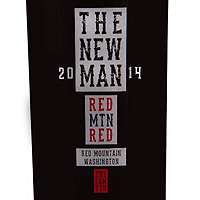 The New Man 2014 Red Blend, Red Mtn., Columbia Valley