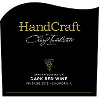 Handcraft 2015 Dark Red, California