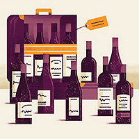 Case of Rich Reds Gift Sampler