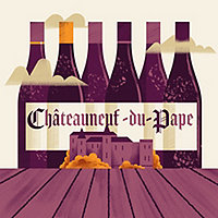 Chateauneuf and More 1 / 2 Case Gift Sampler