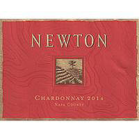 Newton 2014 Chardonnay, Red Label, Sonoma