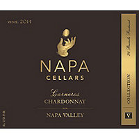 Napa Cellars 2014 Chardonnay, V Collection, Carneros