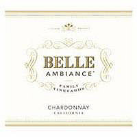 Belle Ambiance 2015 Chardonnay, California