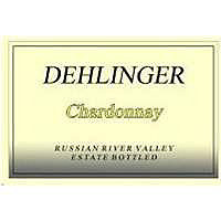 Dehlinger 2012 Chardonnay Estate, Russian River Valley
