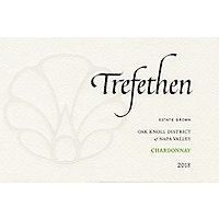Trefethen 2018 Chardonnay Estate, Oak Knoll, Napa Valley