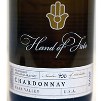 Hand of Fate 2016 Chardonnay, Carneros