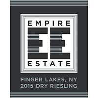 Empire State 2015 Dry Riesling, Finger Lakes