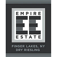 Empire Estate 2017 Dry Riesling, Finger Lakes