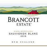Brancott Estate 2016 Sauvignon Blanc, Marlborough, New Zealand