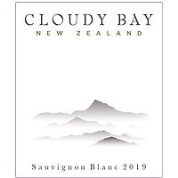 Cloudy Bay 2019 Sauvignon Blanc, Marlborough New Zealand