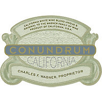 Conundrum 2018 White Blend, California, Wagner Family