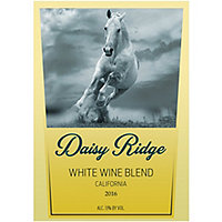 Daisy Ridge 2016 White Blend, California
