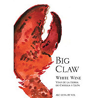 Big Claw 2018 White Blend, Castilla y Leon