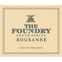 The Foundry 2016 Rousanne, South Africa